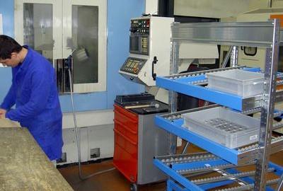 Mset - Etude de réalisation de convoyeurs industriels