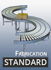 MSET - Fabrication standard, Convoyeurs à rouleaux, convoyeurs à bandes, convoyeurs à billes, convoyeurs à palettes
