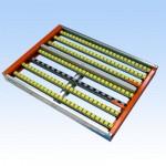 Cadre dynamique, solution de stockage dynamique - MSET