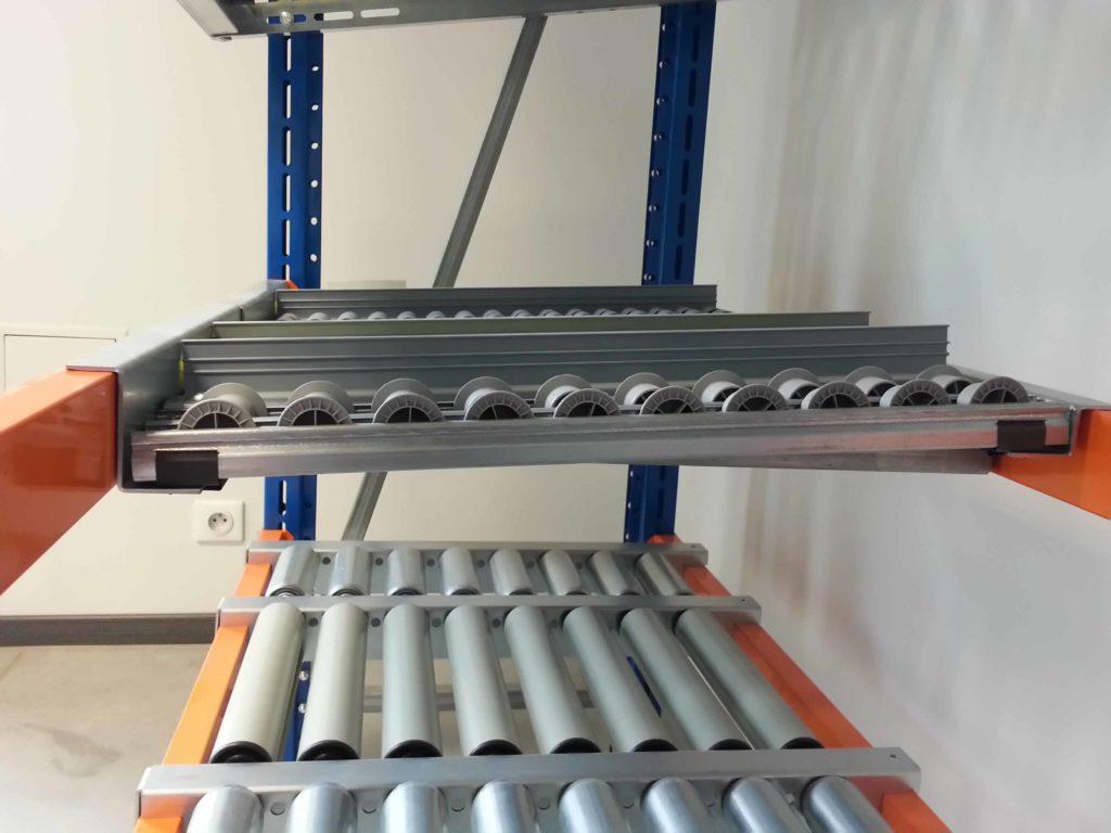 Cadres dynamiques pour meubles de stockage