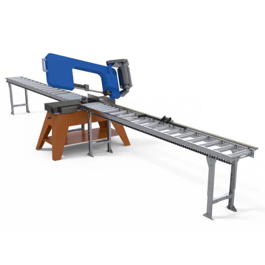 Table d'amenage de scie