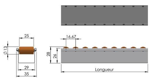 Schéma technique RG13