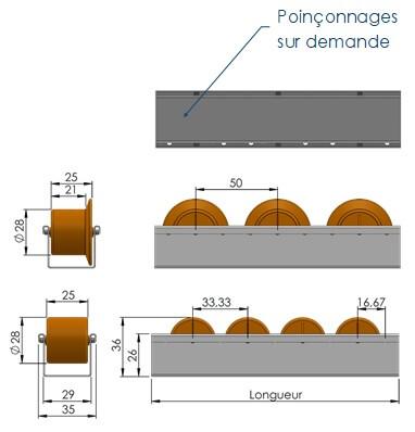 Schéma technique RG28