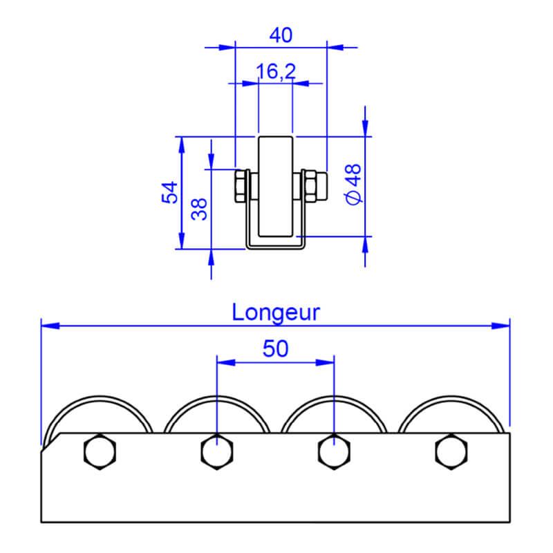 Schéma technique RG48