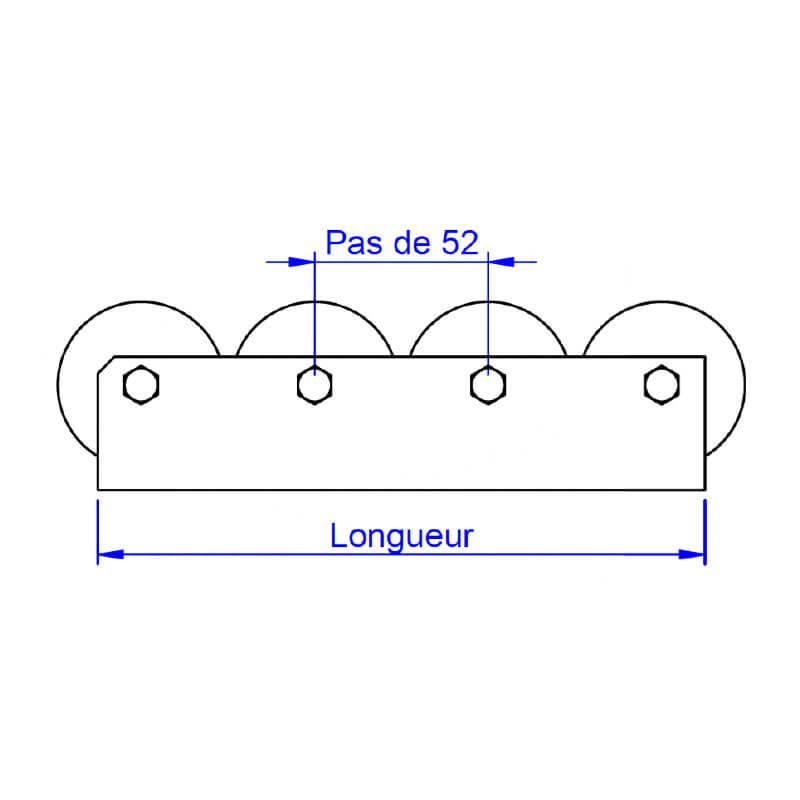 Schéma technique RG50C